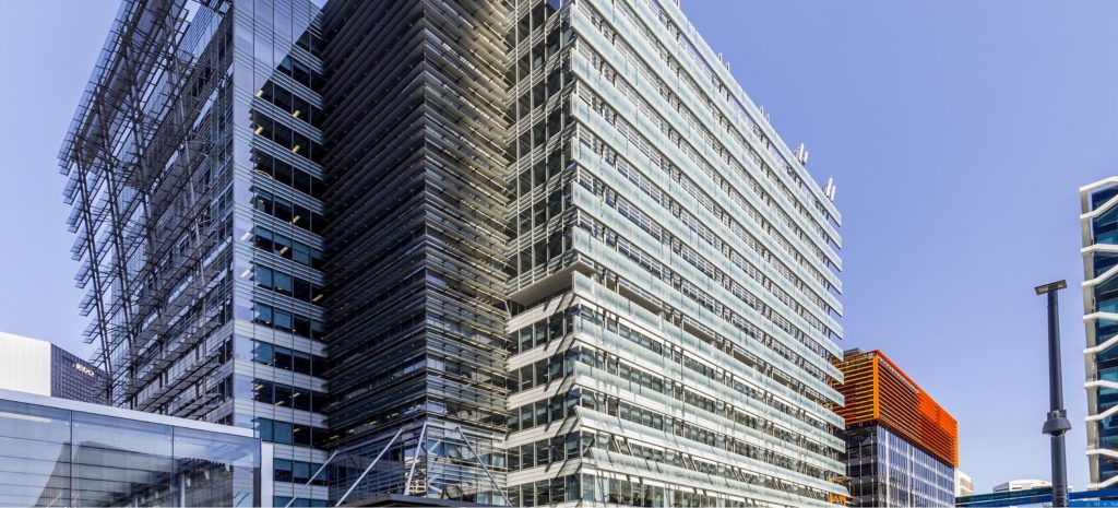 Charter Hall with Knight Frank engage CJ Duncan to replace all combustible cladding of mixed zoned Sydney CBD building 10 Shelley St.