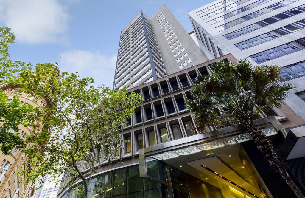 Combustible Cladding Replacement of Commercial Office Building in Sydney's CBD - 68 Pitt St