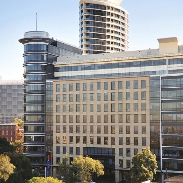203 Pacific Hwy, St Leonards - Cladding Replacement Works